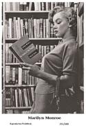 MARILYN MONROE - Film Star Pin Up PHOTO POSTCARD - 201-688 Swiftsure Postcard - Postales