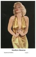 MARILYN MONROE - Film Star Pin Up PHOTO POSTCARD - C33-15 Swiftsure Postcard - Postales