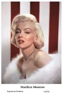 MARILYN MONROE - Film Star Pin Up PHOTO POSTCARD - C33-16 Swiftsure Postcard - Postales