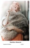 MARILYN MONROE - Film Star Pin Up PHOTO POSTCARD - C33-10 Swiftsure Postcard - Postales