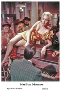 MARILYN MONROE - Film Star Pin Up PHOTO POSTCARD - C33-12 Swiftsure Postcard - Postales