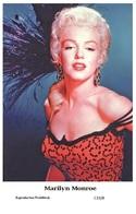 MARILYN MONROE - Film Star Pin Up PHOTO POSTCARD - C33-8 Swiftsure Postcard - Non Classés