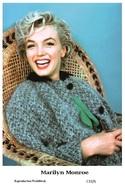 MARILYN MONROE - Film Star Pin Up PHOTO POSTCARD - C33-6 Swiftsure Postcard - Non Classés