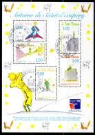 FRANCE - BLOC N° 20 Obl  (1998) Le Petit Prince - Blocks & Kleinbögen