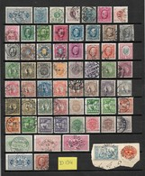 Sweden/Zweden/Sverige Old Collection,type?? Used/gebruikt/oblitere(D-134) - Postzegels