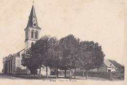 ARGY - Place De L'Eglise - France
