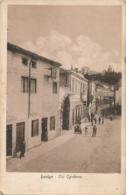 Italy - Lonigo - Via Ognibene - Vicenza
