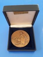 Médaille En Bronze, 4ème Exposition D'Horticulture: MONTREUL SOUS BOIS: Octobre 1983 - Seine St Denis - Professionals / Firms