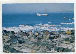GREENLAND - AK 332607 Hulissat - Jakobshavn - Groenlandia