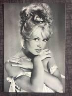 Sexy BRIGITTE BARDOT (Photo: Privat) - Original Alte WS-Fotopostkarte, Ca. 10 X 14,5 Cm - 1702935 - Acteurs