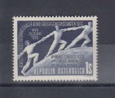 Österreich (AK) Michel Cat.No. Mnh/** 1018 - 1945-60 Ongebruikt