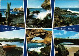 CPM Greetings From Aruba ARUBA (751111) - Aruba
