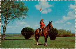 Royal Canadian Mounted Police Gendarmerie Royale Du Canada - Police - Gendarmerie