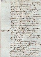 VP12.989 - Révolution Française - Acte An 3 Concernant Les Forges De .....sur La Commune De RENAGE - Manuscrits