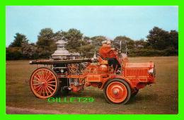 CAMIONS - TRUCK - 1909-1919 NOTT-AMERICAN LAFRANCE STEAM PUMPER - LONG ISLAND AUTO MUSEUM - - Camions & Poids Lourds