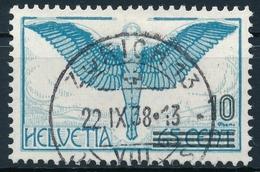 F22 / 320 Mit Vollstempel ZÜRICH 13 - Poste Aérienne