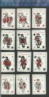 PLAYING CARDS KAARTSPEL CARTES À JOUER CARD GAME Belgian Matchbox Labels - Boites D'allumettes - Etiquettes