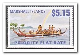 Marshalleilanden 2012, Postfris MNH, Boat - Marshalleilanden