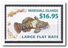 Marshalleilanden 2012, Postfris MNH, Fish - Marshalleilanden