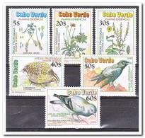Kaap Verde 2010, Postfris MNH, Flora, Fauna, Birds - Kaapverdische Eilanden
