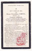 DP Rosa D. Ureel ° OostVleteren Vleteren 1835 † 1926 X F. Lobelle - Santini
