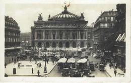 75 - Les Petits Tableaux De Paris - La Place De L'opéra : Plus Grand Théatre Du Monde - Places, Squares