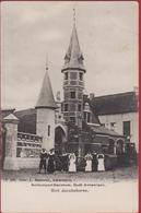 Bornem Bornhem Buitenland Oud Antwerpen Oudt Sint Jacobstoren Geanimeerd ZELDZAAM (In Zeer Goede Staat) - Bornem