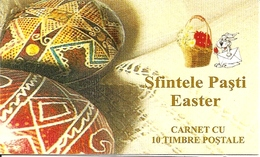 ROMANIA, 2003, Booklet 16, Eastern - Carnets