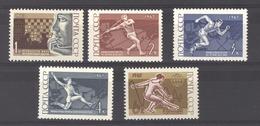 Russie  :  Yv  3259-63  ** - 1923-1991 URSS