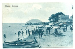 ALBENGA  - Spiaggia - Savona