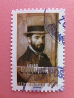 """Timbre France YT 1264 AA - Normandie Impressionniste - """"Portrait De Léon Bonnat"""" De Edgar Degas - 2016 - Adhésifs (autocollants)"""