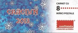 ROMANIA, 2013, Booklet 23, Christmas 2013 - Carnets