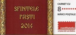 ROMANIA, 2014, Booklet 24, Christmas 2014 - Carnets