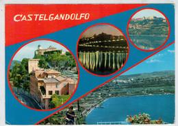 CASTELGANDOLFO    VEDUTE           (VIAGGIATA) - Italia