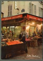 75 - PARIS - Rue Mouffetard Et Son Marché - Arrondissement: 05