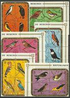 BURUNDI  1970/1971  BIRDS  SET  MNH - Non Classés