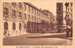 PARIS  18 éme   - Les écoles , Rue Damrémont - Arrondissement: 18