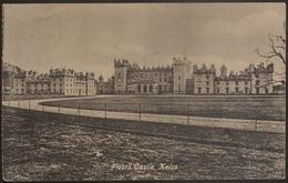 Postcard Scotland - Kelso - Floors Castle - United Kingdom - Cancel Kelso - Valentine's Bromotype Series - Roxburghshire