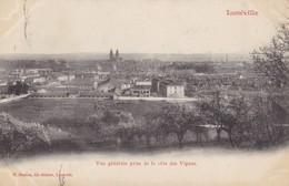 LUNEVILLE - Vue Générale Prise De La Côte Des Vignes - Luneville