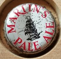 Vieille Capsules Kroonkurk Martin' S Pas Ale - Cerveza