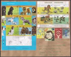 Argentina - 2018 - Lettre - Races De Chiens - Jeux Pour Enfants - Lettres & Documents