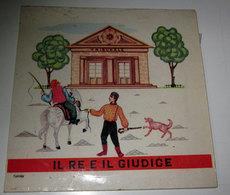 IL RE E IL GIUDICE MUSICHE GINO PEGURI - Children