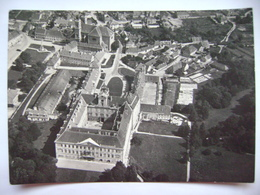 Czechoslovakia Castle Valtice - Aerial View - Posted 1965 - Castles