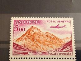 ANDORRE FRANCAIS - Neuf** - Poste Aérienne - 1961 - Poste Aérienne