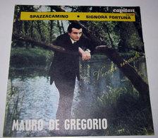 MAURO DE GREGORIO SPAZZACAMINO SIGNORA FORTUNA - Country & Folk