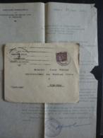 AUTOGRAPHE ASSOCIATION Des FONCTIONNAIRES D'INDOCHINE Oblitération SAIGON COCHINCHINE 1935  VIETNAM - Indochine (1889-1945)