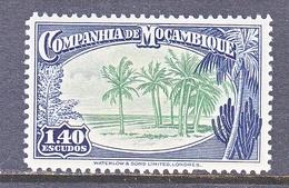Companhia De Mozambique  189    *  Beach  Palm  Trees - Mozambique
