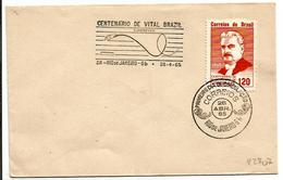 BRAZIL - 1965 VITAL BRAZIL, SNAKE, SNAKE ATIVENOM, ANTI-TETANUS SERUM - Medicine