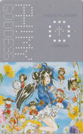 Télécarte Japon / 110-200905 - MANGA - AH MY GODDESS ! By KOSUKE FUJISHIMA - ANIME Japan Phonecard - KODANSHA - 10637 - Comics
