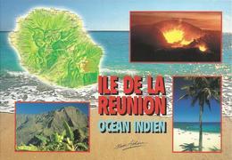 Ile De La Réunion -Océan Indien - La Réunion